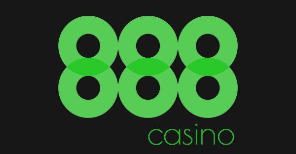 888 casino logo black and green bonus